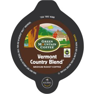 Keurig Bolt Coffee Pack, Vermont Country Blend