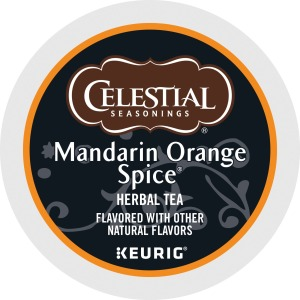 Celestial Seasonings Mandarin Orange Spice Tea
