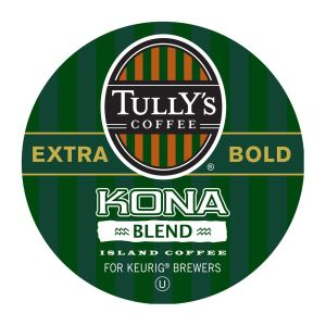 Green Mountain Coffee Roasters Kona Blend Coffee - Regular - Full/Extra Dark/Extra Bold - K-Cup - 24 / Box