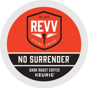 revv® No Surrender K-Cup