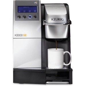 Keurig K3000SE Plumbed Commercial Brewing System