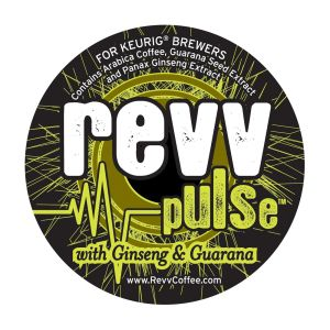 revv Pulse Coffee - Regular - K-Cup - 22 / Box