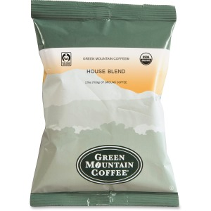 Green Mountain Coffee Fair Trade Organic House Blend