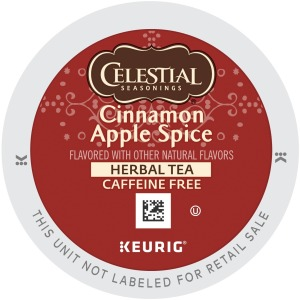 Celestial Seasonings Cinnamon Apple Spice Herbal Tea