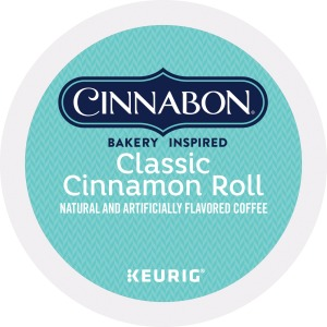 Cinnabon Brown Sugar Classic Cinnamon Roll Coffee