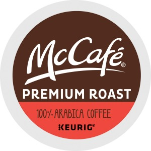 McCafé Coffee K-Cup