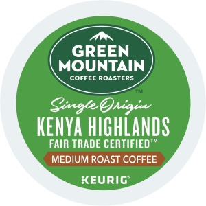 Green Mountain Coffee Roasters® Kenyan Highlands K-Cup