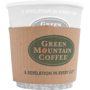Green Mountain Coffee Roasters® Cup Sleeves