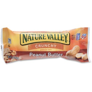 NATURE VALLEY Nature Valley Peanut Butter Granola Bars