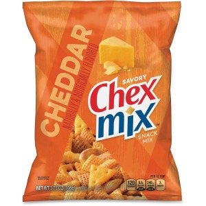 Chex Chedder Snack Size Mix