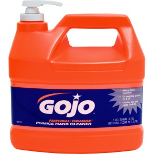 Gojo Natural Orange Pumice Heavy Duty Hand Cleaner