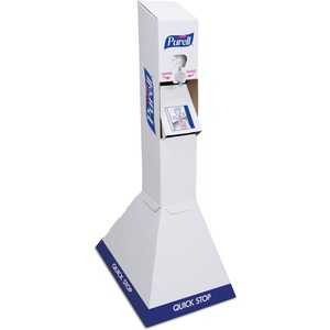 PURELL® NXT Dispenser Quick Floor Stand Kit