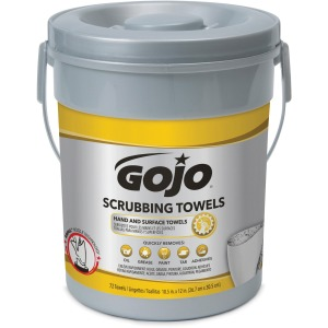 Gojo Scrubbing Wipes