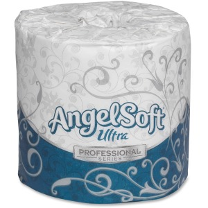Angel Soft Ultra Professional Series Embossed Toilet Paper by GP PRO