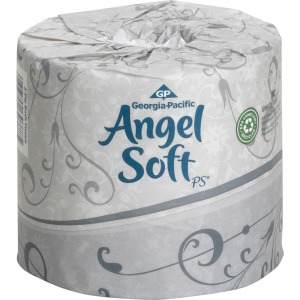 Angel Soft Professional Series Premium 2-Ply Embossed Toilet Paper by GP PRO
