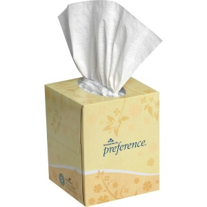 Preference Cube 2ply Facial Tissue