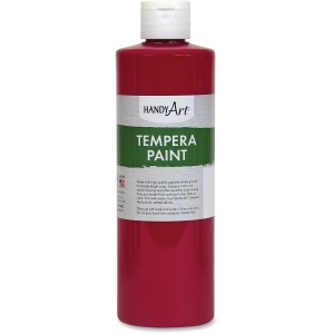 Handy Art 16 oz. Premium Tempera Paint