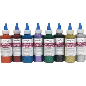 Handy Art Washable Glitter Glue
