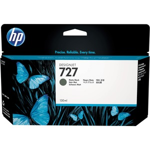 HP 727 (B3P22A) Ink Cartridge - Matte Black