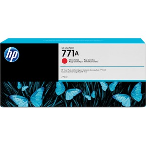 HP 771A (B6Y16A) Original Ink Cartridge - Single Pack