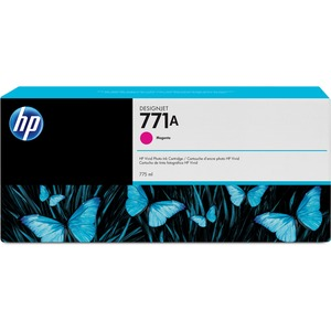 HP 771A (B6Y17A) Original Ink Cartridge - Single Pack