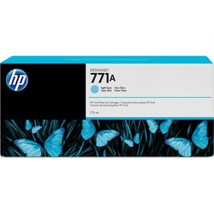HP 771A (B6Y20A) Original Ink Cartridge - Single Pack