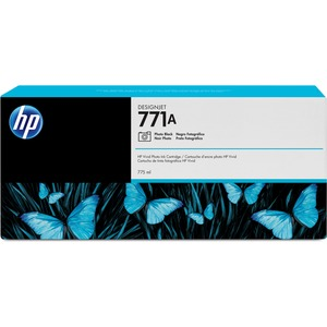 HP 771A (B6Y21A) Original Ink Cartridge - Single Pack