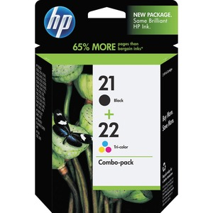 HP 21/22 Original Ink Cartridge
