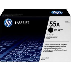 HP 55A Original Toner Cartridge - Single Pack