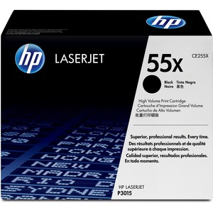 HP 55X Original Toner Cartridge - Single Pack