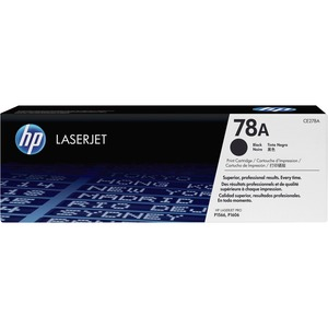 HP 78A Original Toner Cartridge - Single Pack
