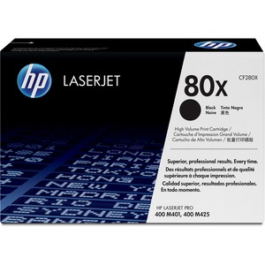 HP 80X Original Toner Cartridge - Single Pack