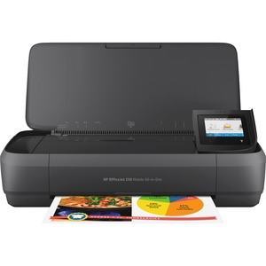 HP Officejet 250 Wireless Inkjet Multifunction Printer - Color