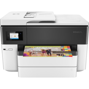HP Officejet Pro 7740 Wireless Inkjet Multifunction Printer - Color