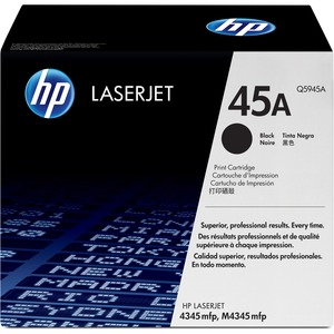 HP 45A (Q5945A) Original Toner Cartridge - Single Pack