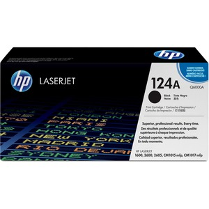 HP 124A Original Toner Cartridge - Single Pack