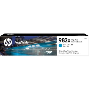 HP 982X (T0B27A) Ink Cartridge - Cyan