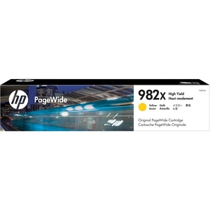 HP 982X (T0B29A) Ink Cartridge - Yellow