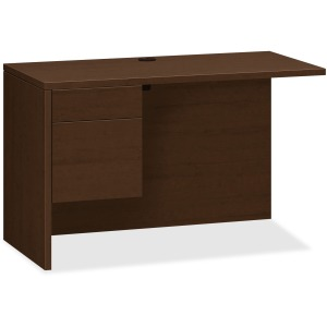 HON 10500 Series Mocha Laminate Furniture Components