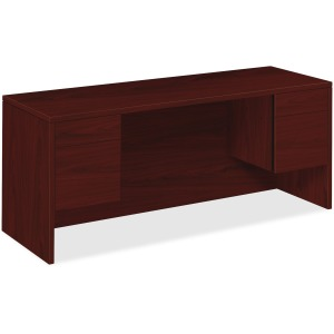HON 10500 Series Double Pedestal Credenza with Kneespace