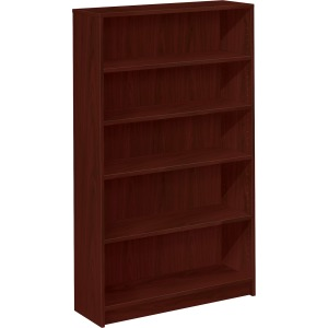 "HON 1870 Series 5-Shelf Bookcase, 36""W"