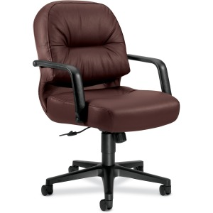 HON Pillow-Soft Executive Mid-Back Chair