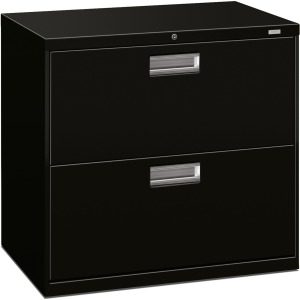 HON Brigade 600 Series 2-Drawer Lateral