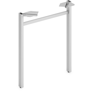 "HON Mod Collection Worksurface 24""W U-leg Support"