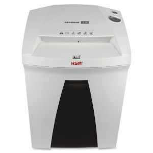 HSM SECURIO B24c L4 Micro-Cut Shredder
