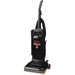 "Hoover WindTunnel 13"" Bagged Upright Vacuum"