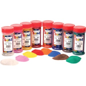 Hygloss Project Sand Assortment