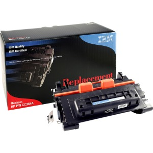 IBM Remanufactured Toner Cartridge - Alternative for HP 64A (CC364A)