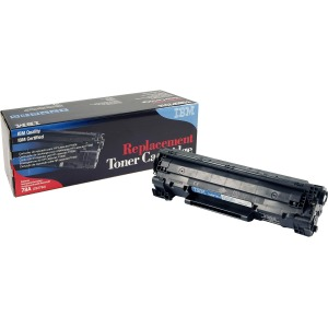 IBM Remanufactured Toner Cartridge - Alternative for HP 78A (CE278A)