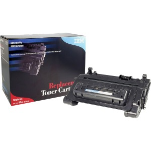 IBM Remanufactured Toner Cartridge - Alternative for HP 90A (CE390A)